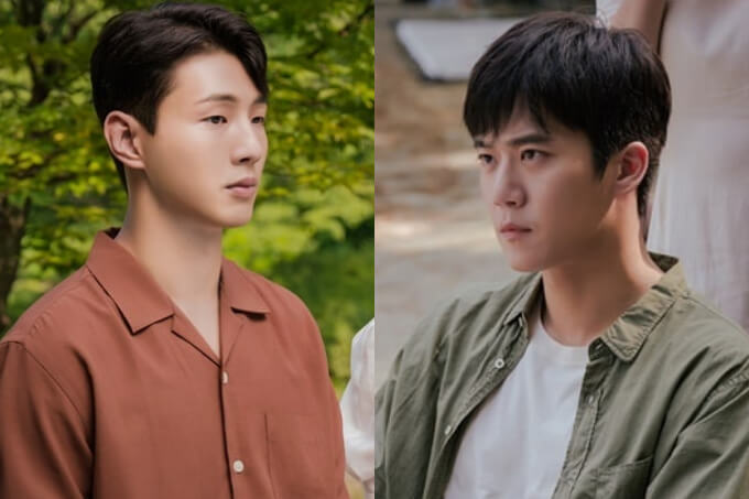 "Ji Soo Dan Ha Seok Jin Terlibat Pertarungan Sengit Dalam Drama ""When I Was the Most Beautiful"""