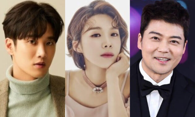 Ahn Bo Hyun, Jang Do Yeon, dan Jun Hyun Moo Jadi MC MBC Entertainment Awards 2020